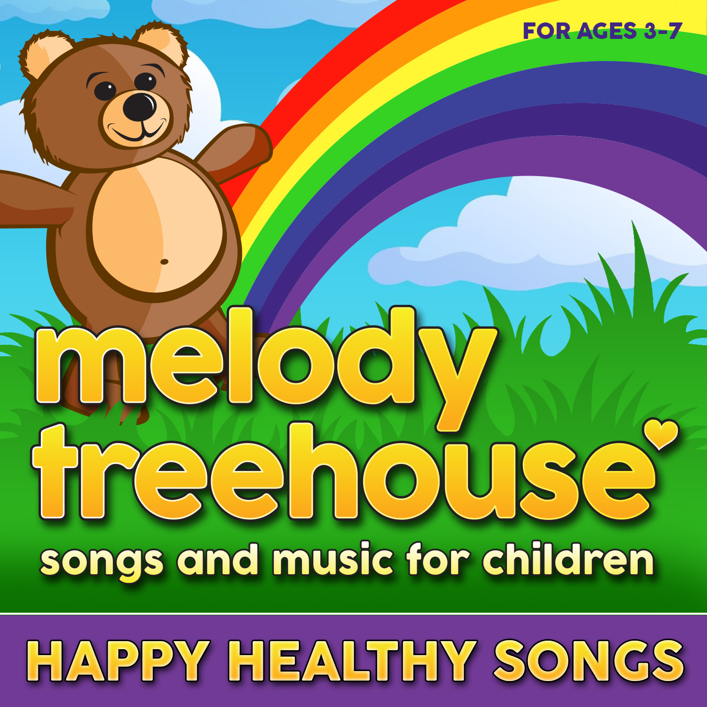 happy healthy songs